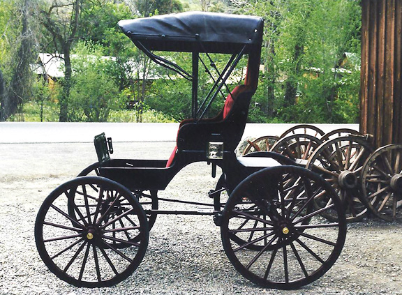 Horse Drawn Vehicles - Horse Drawn Wagons, Sleighs, Carriages