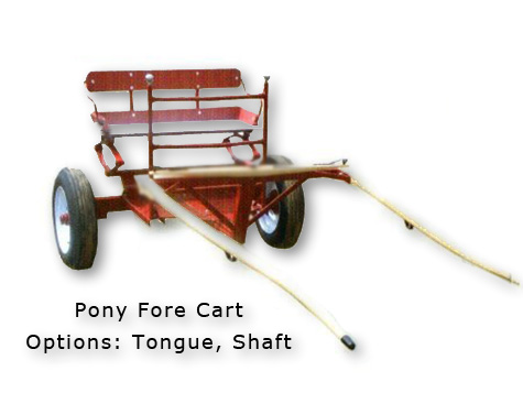 Horse Drawn Vehicles - Horse Drawn Wagons, Sleighs