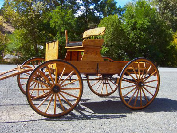 horse drawn wagons plans