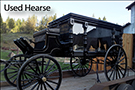 Used Horse Drawn Hearse For Sale