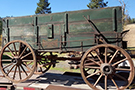Horse Drawn Weber Wagon