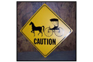 Buggy Caution Sign