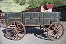 David Bradley Farm Wagon