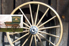 Decorator Wagon Wheels