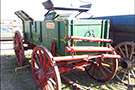 Original Farm Grain Wagon