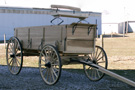 Horse Drawn Farm Wagon