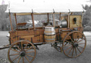 Horse Drawn Chuck Wagon