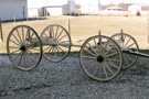 Horse Drawn Farm Wagon Gear