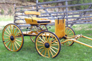 Horse Drawn Miniature Buckboard