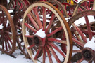 Wagon Wheel Restoration and Repair