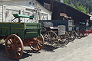 Used Horse Drawn Yard Wagons